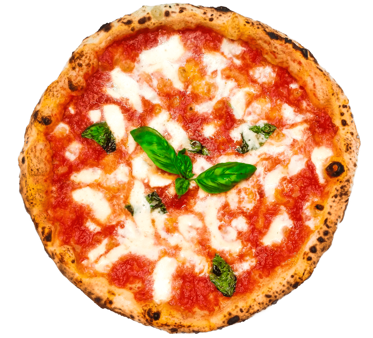 pizza margherita pizzeria prisco cava